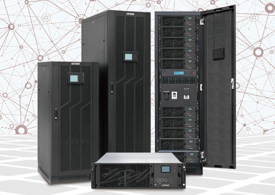 高频UPS---YMK9100/9300模块化系列